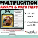 Multiplication Arrays & Repeated Addition--3rd Grade Array