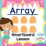 Array Multiplication Smartboard