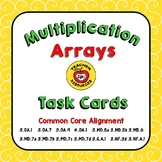 MULTIPLICATION ARRAYS_TASK CARDS