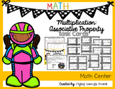 Multiplication: Associative Property Task Cards {Math Center}