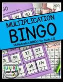 Multiplication BINGO (Facts 0-12)