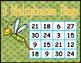 Multiplication BINGO Freebie - 3's facts