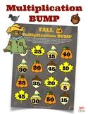 Multiplication BUMP - Fall Theme