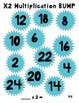 Multiplication BUMP Game for up to 12x12