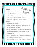 Multiplication BUMP! (multiple versions)