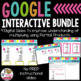 Multiplication BUNDLE to use with Google Classroom CCSS 4.NBT.5