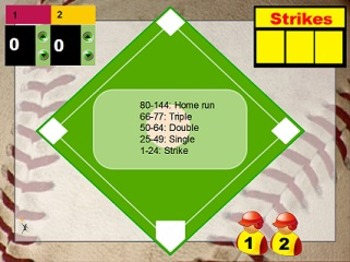 Multiplication Baseball Flipchart