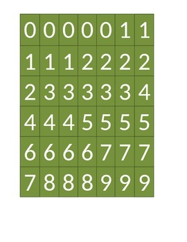 Multiplication Baseball Game