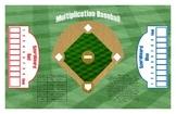 Multiplication Baseball Gameboard