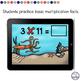 Multiplication Basic Fact Practice Set 1 Boom Cards