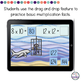 Multiplication Basic Fact Practice Set 2 Boom Cards