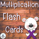 Multiplication Facts Mastery Flash Cards, Assessments, Tim