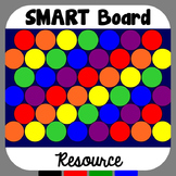 Multiplication Basic Facts Game for the SMART Board