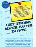 Multiplication Facts Practice: Times Table Strategies for Classroom and Parents