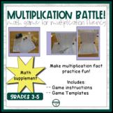 Multiplication Battle!