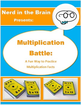 Multiplication Battle: A Multiplication Fact Practice Game