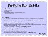 Multiplication Battle