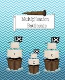 Multiplication Battleship