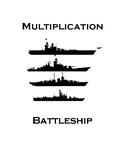 Multiplication Review Game: Multiplication Battleship