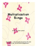 Multiplication Bingo!