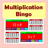 Multiplication Bingo