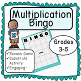Multiplication Bingo!!