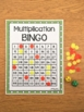 Multiplication Bingo: Factors 1-12
