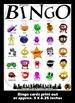 Multiplication Bingo Math Hero