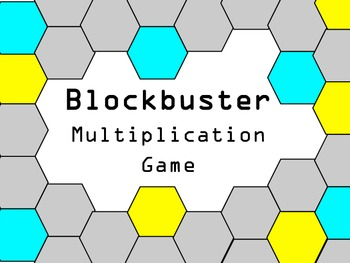 Multiplication Block Busters