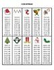 Multiplication Book Marks / Flashcards