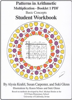 Multiplication:  Booklet 1 - Student Workbook - Basic Concepts