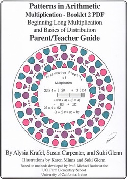 Multiplication: Booklet 2 - Beginning Long Multiplication Teacher Guide