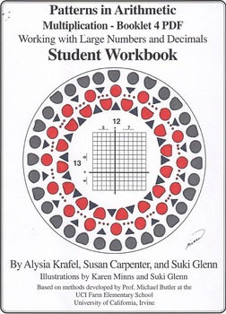 Multiplication:  Booklet 4 - Working with Large Numbers and Decimals Student