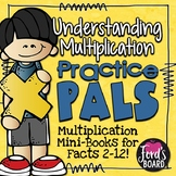 Multiplication  Booklets | Practicing Strategies and Build