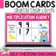 Multiplication Boom Cards