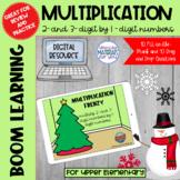 Multiplication Boom Learning℠ Quiz | Christmas