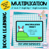 Multiplication Boom Learning℠ Quiz | Easter
