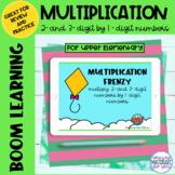 Multiplication Boom Learning℠ Quiz | Spring