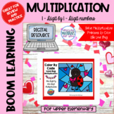 Multiplication Boom Learning℠ Quiz | Valentines