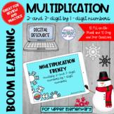 Multiplication Boom Learning℠ Quiz | Winter
