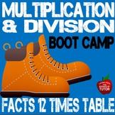 {12 Times Table} {Multiplication worksheets} {multiplication booklet}