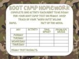 Multiplication Boot Camp Grade 3, Common Core 3.OA.7