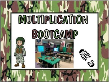 Multiplication Bootcamp Room Transformation 3rd, Eureka Math, Module 3, Lesson 8