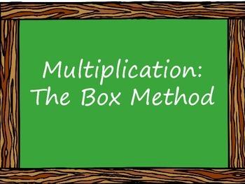 Multiplication: Partial Product (Box Method) Tutorial