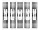Multiplication Bracelets x2-12
