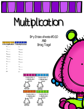 Multiplication/Brag Tags
