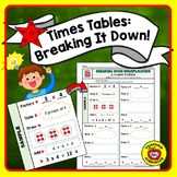 Times Tables: Breaking Down the Meaning of Multiplication (A Guided Practice)