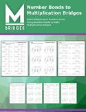 Multiplication Bridges-  Numbers Bonds to Multiplication Smart