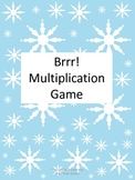Multiplication Brrr! - Winter Game