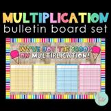Multiplication Bulletin Board Set
